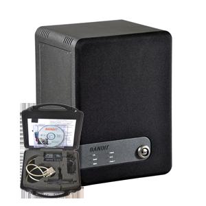 Générateur de brouillard à éjection 60° - Version Irritante programmation par logiciel