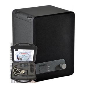 Générateur de brouillard avec buse verticale - Programmable par logiciel