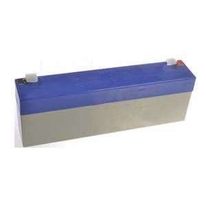 Batterie 12V 2Ah pour série 240 et FOGBOX