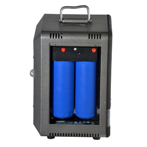 Remplissage de la cartouche HY-3 DEMO PACK pour Générateur serie 240